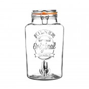 KILNER Dispenser Drink Tondo L 5